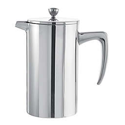 Grosche Dublin 8-Cup Stainless Steel French Press