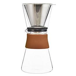Grosche Amsterdam 28.7 oz. Glass Pour Over Coffee Maker