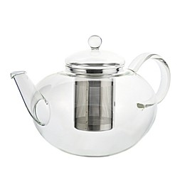 Grosche 68 oz. Glass Teapot with Infuser