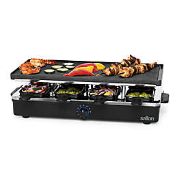 Salton 8-Person Party Grill and Raclette