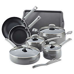 Rachael Ray™ Cityscapes Porcelain Enamel 12-Piece Cookware Set