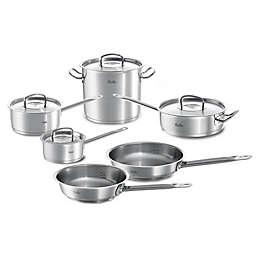 Fissler Original Profi Stainless Steel 10-Piece Cookware Set