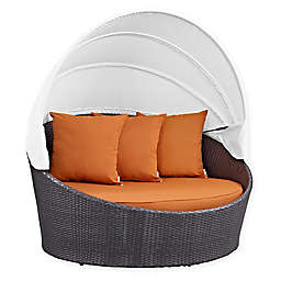 Modway Convene Outdoor Canopy Daybed