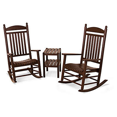 Polywood® Jefferson 3-Piece Rocker Set