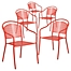 Part of the Flash Furniture Armchairs (Set of 5)