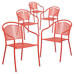 Flash Furniture Armchairs (Set of 5)