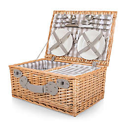 Picnic Time 22 Piece Insulated Basket For 4