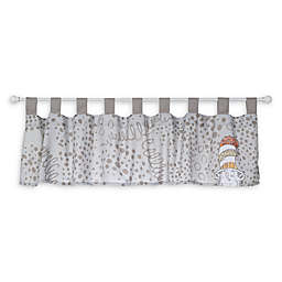Trend Lab® Dr. Seuss™ Peek-a-Boo Cat in the Hat Window Valance