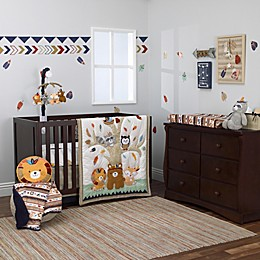 NoJo® Aztec Forest Crib Bedding Collection