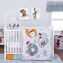 Trend Lab® Dr. Seuss™ Classic Cat in the Hat Crib Bedding Collection