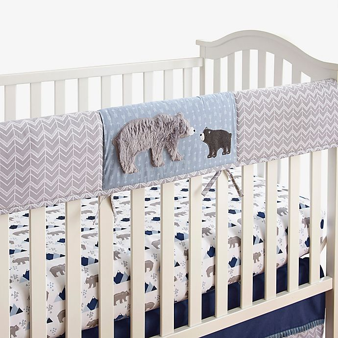 Alternate image 1 for Levtex Baby Trail Mix Long Crib Rail Guard