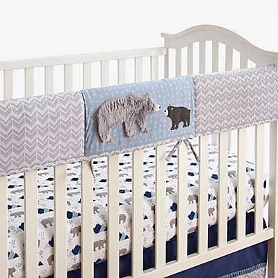 Levtex Baby Trail Mix Long Crib Rail Guard