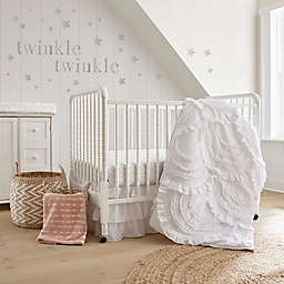 Levtex® Baby Skylar Crib Bedding Collection in White