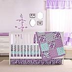 The Peanutshell™ Zoe 4-Piece Crib Bedding Set