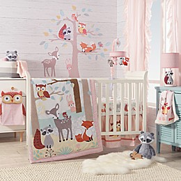 Lambs & Ivy® Little Woodland Forest Crib Bedding Collection
