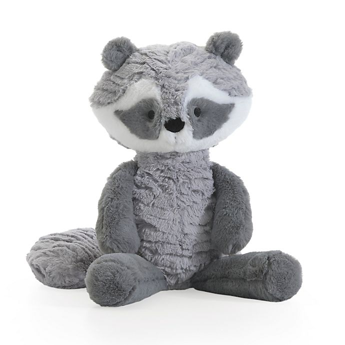 Alternate image 1 for Lambs & Ivy® Little Woodland Forest Plush Raccoon Toy