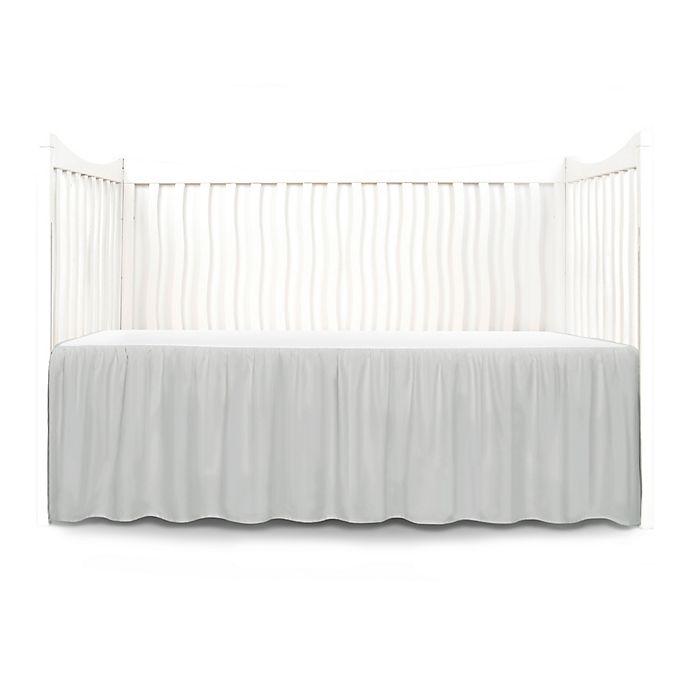 Alternate image 1 for Tadpoles™ Crib Skirt