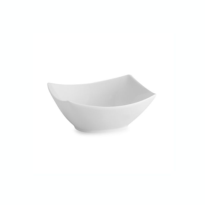 Alternate image 1 for Everyday White® by Fitz and Floyd® 7-Inch 4-Point Serving Bowl