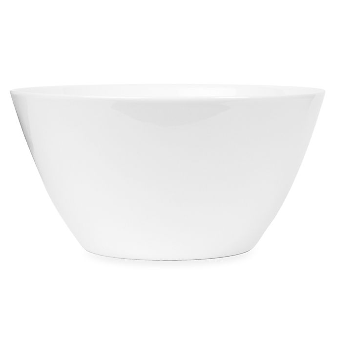 Alternate image 1 for Everyday White® by Fitz and Floyd® 2.5 qt. Deep Serving Bowl