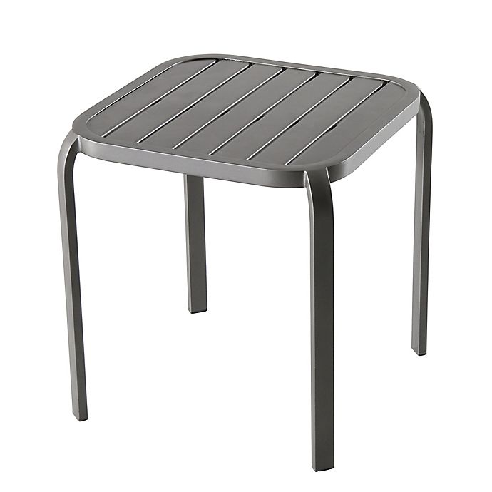 Barrington Modern Square Stacking Accent Table View A Larger Version Of This Product Image