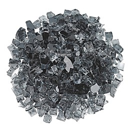 American Fireglass 10 lb. 0.5-Inch Fire Glass