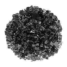 American Fireglass 10 lb. 0.5-Inch Fire Glass