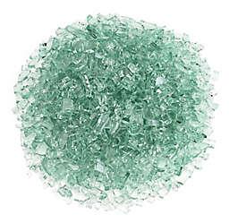 American Fireglass Solex Fire Glass in Mint