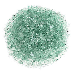 American Fireglass Solex Fire Glass in Mint