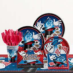 Creative Converting™ 81-Piece Magic Birthday Party Tableware Kit