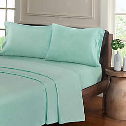 Urban Habitat Heathered Jersey Twin XL Sheet Set