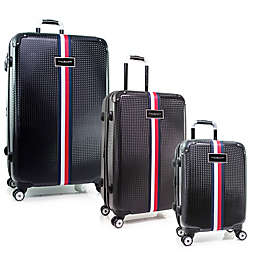 5127da78e Tommy Hilfiger® Basketweave Expandable Hardside Spinner Luggage