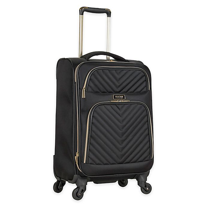Alternate image 1 for Kenneth Cole Reaction 20-Inch Chelsea Carry On in Black