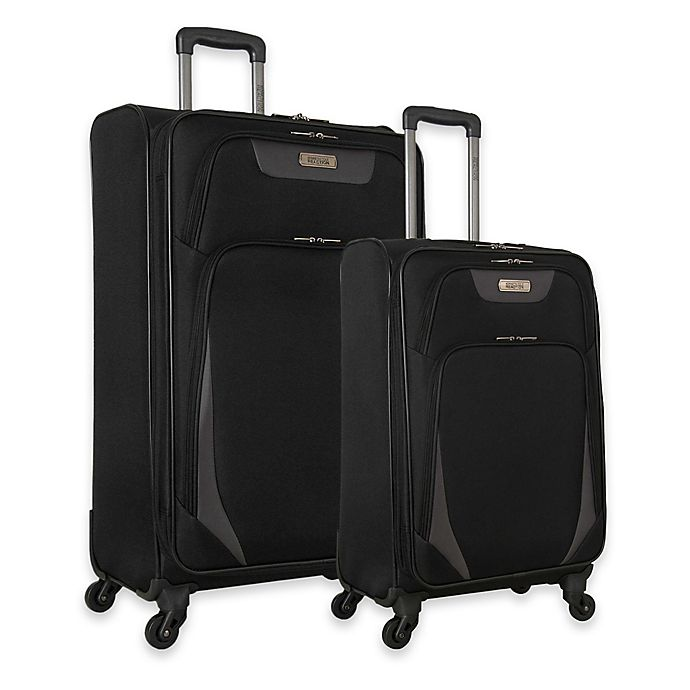 Kenneth Cole Reaction Going Places Spinner Checked Luggage  9667c79e4cbe6