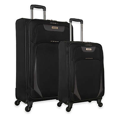 Kenneth Cole Reaction Going Places Spinner Checked Luggage