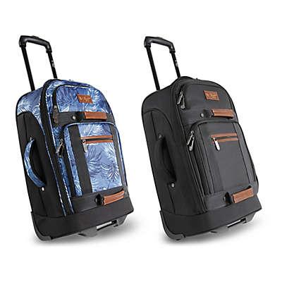 Original Penguin® 21-Inch Carry-On Rolling Duffel Bag