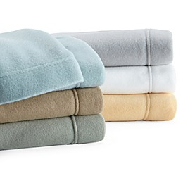 Great Bay Home Maya Fleece Sheet Set
