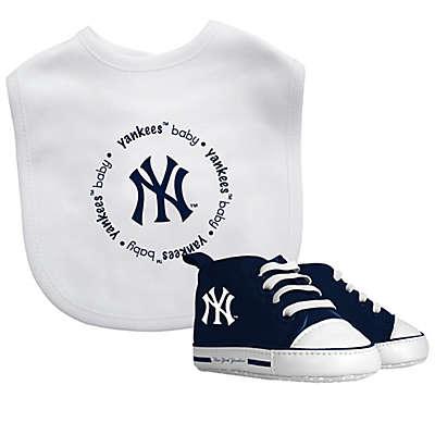 Baby Fanatic MLB 2-Piece Gift Set