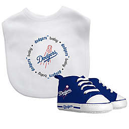 Baby Fanatic MLB Los Angeles Dodgers 2-Piece Gift Set