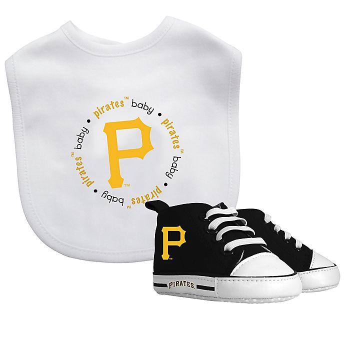 super popular dd46b 00d3b Baby Fanatic MLB Pittsburgh Pirates 2-Piece Gift Set ...