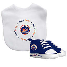 Baby Fanatic MLB New York Mets 2-Piece Gift Set