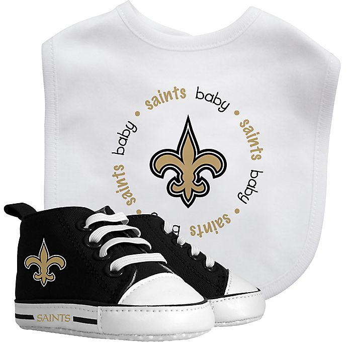 Baby Fanatic Pre-Walker Hightop New Orleans Saints