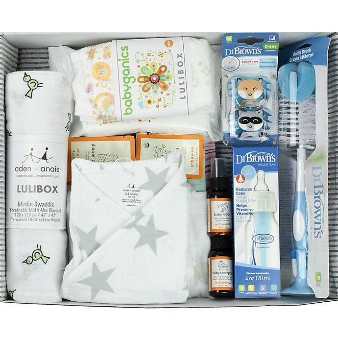 Alternate image 1 for LuliBox 14-Piece Classic Gift Set