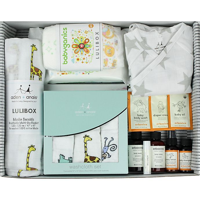 LuliBox 19-Piece Bath and Bed Gift Set | Bed Bath & Beyond
