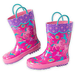 Stephen Joseph® Horse Rain Boot