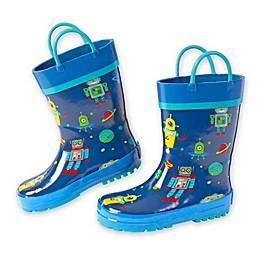 Stephen Joseph® Robot Rain Boot