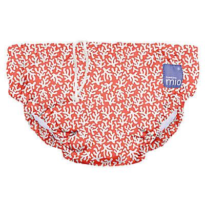 Bambino Mio® Coral Reef Reusable Swim Diaper