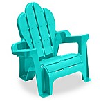 American Plastic Toys® Adirondack Chair in Teal