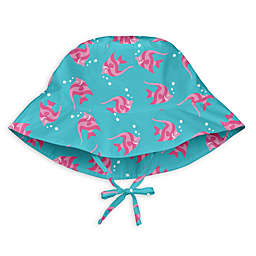 i play.® Angelfish Brim Sun Hat in Aqua