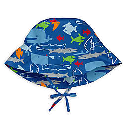 i play.® Fish Bucket Sun Hat in Royal Blue