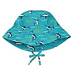 i play.® Size 9-18M Swordfish Bucket Sun Hat in Aqua